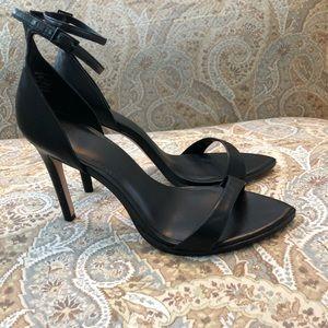c797dc114a5 Women s Black Zara Ankle Strap Heels on Poshmark